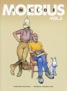 Inside Moebius. Vol. 3
