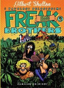 Ipabsantonioabatetrino.it Freak brothers. Vol. 2: Grass roots. Image