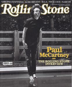 Rivista Rolling Stone. Numero 9, Settembre 2016