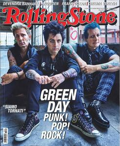 Rivista Rolling Stone. Numero 10, Ottobre 2016