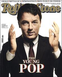 Daddyswing.es Rivista Rolling Stone. Numero 11, Novembre 2016  Image
