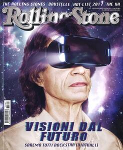 Rivista Rolling Stone. Numero 1, Gennaio 2017