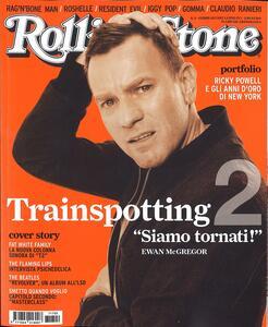 Rivista Rolling Stone. Numero 2, Febbraio 2017
