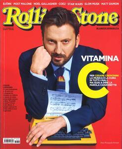 Rivista Rolling Stone. Numero 12, Dicembre 2017