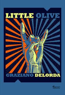 Little Olive - Graziano Delorda - copertina