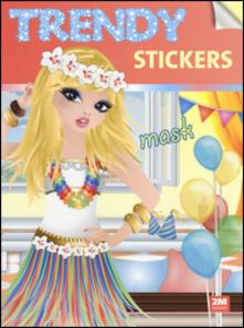 Ristorantezintonio.it Trendy model stickers. Mask. Con adesivi Image