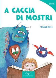 Squillogame.it A caccia di mostri. Ediz. illustrata Image
