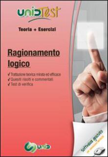 Warholgenova.it UnidTest 14. Manuale di teoria-Esercizi per i test di ragionamento logico. Con software di simulazione Image