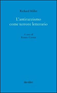Grandtoureventi.it L' antirazzismo come terrore letterario Image