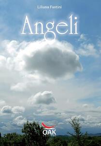 Libro Angeli Liliana Fantini