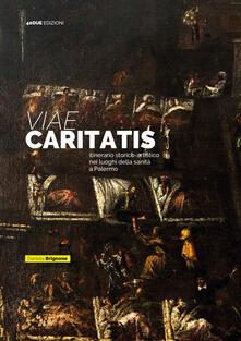 Writersfactory.it Viae Caritatis. Itinerario storico-artistico nei luoghi della sanità a Palermo Image