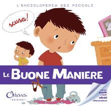 Steamcon.it Le buone maniere. L'enciclopedia dei piccoli. Con adesivi Image
