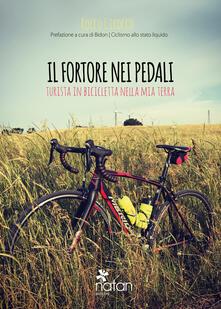 Il Fortore nei pedali. Turista in bicicletta nella mia terra - Rocco Cirocco - copertina