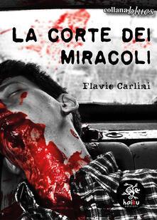 La corte dei miracoli - Flavio Carlini - copertina