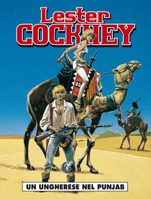 Lester Cockney. Vol. 2 - Franz - copertina