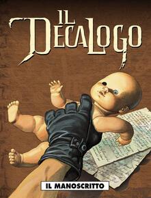 Antondemarirreguera.es Il manoscritto. Il decalogo. Vol. 1 Image