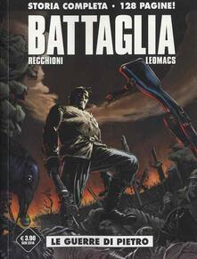 Osteriacasadimare.it Battaglia. Le guerre di Pietro Image