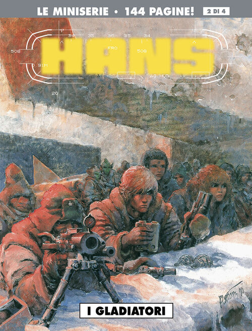 I gladiatori. Hans. Vol. 2