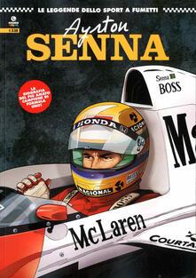 Squillogame.it Ayrton Senna Image