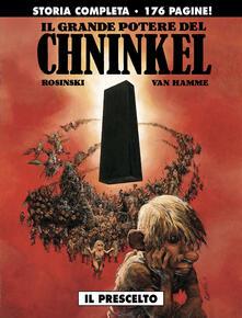 Winniearcher.com Il grande potere del Chninkel Image