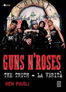 Antondemarirreguera.es Guns n'Roses. The truth-La verità Image