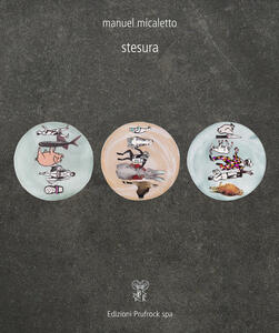 Stesura - Manuel Micaletto - copertina