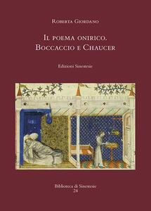 Il poema onirico. Boccaccio e Chaucer