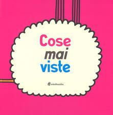 Fondazionesergioperlamusica.it Cose mai viste. Ediz. a colori Image