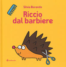 Criticalwinenotav.it Riccio dal barbiere. Ediz. a colori Image