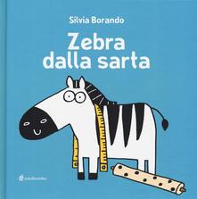 Radiospeed.it Zebra dalla sarta. Ediz. a colori Image