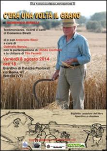Grano - Domenico Birelli - copertina