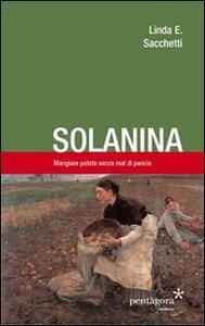 Solanina. Mangiare patate senza mal di pancia