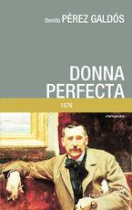 Libro Donna perfecta Benito Pérez Galdós