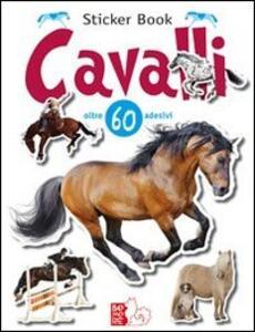 Cavalli. Con adesivi