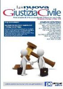 La nuova giustizia civile (2014). Vol. 1