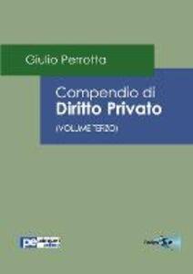 Compendio di diritto privato. Vol. 3