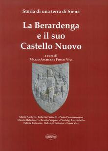 Ristorantezintonio.it La Berardenga e il suo Castello Nuovo. Storia di una terra di Siena Image