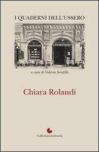 Chiara Rolandi