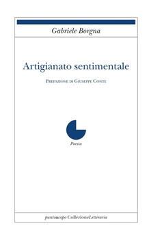 Artigianato sentimentale - Gabriele Borgna - copertina