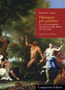 Radiosenisenews.it Dipingere per profitto. Le vite economiche dei pittori nella Roma del Seicento Image