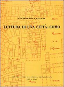 Lettura di una città: Como
