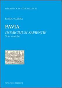 Pavia, domicilium sapientie