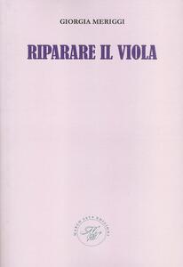 Riparare il viola