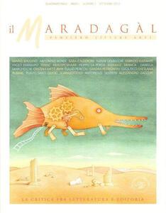 Il Maradagàl. Pensiero lettere arti (2017). Vol. 1