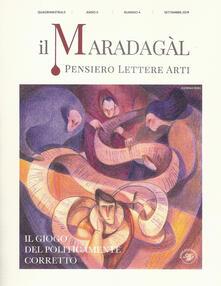 Winniearcher.com Il Maradagàl. Pensiero lettere arti (2019). Vol. 4: giogo del politicamente corretto (Settembre), Il. Image
