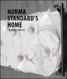 Norma standard's home - Alessio Larocchi - copertina