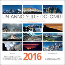 Un anno sulle Dolomiti. Calendario 2016.pdf