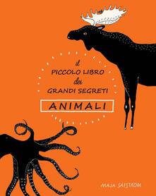 Cefalufilmfestival.it Il piccolo libro dei grandi segreti. Animali Image