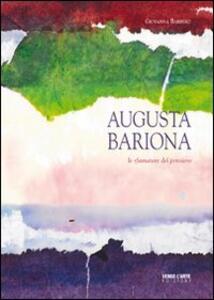 Augusta Bariona. Le sfumature del pensiero