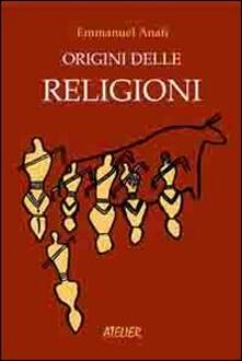 Scacciamoli.it Origini delle religioni Image